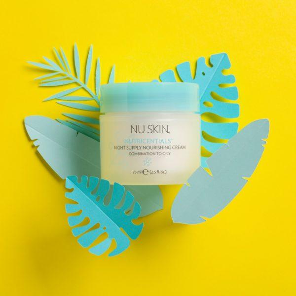 Nutricentials. Night Supply cream